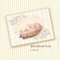 Geburtskarte Paula - Vorderseite